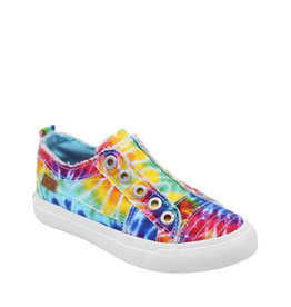 Blowfish Youth/Kids Sneaker Rainbow Tie Dye
