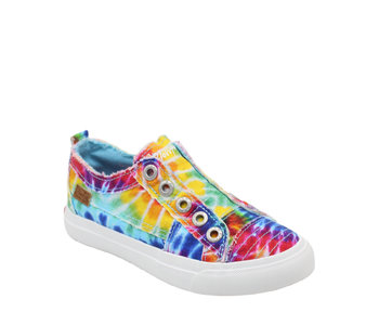 Blowfish Youth/Kids Sneaker Rainbow Tie Dye