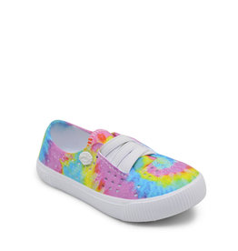 Blowfish Kids Sneaker EVA Pastel Tie Dye White