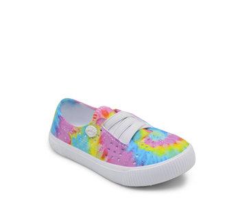 Blowfish Kids Sneaker EVA Pastel Tie Dye White