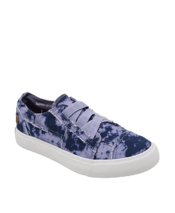 Blowfish Youth Sneaker Purple Sky Tie Dye