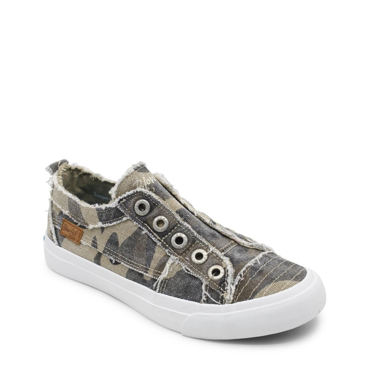 Blowfish Malibu Blowfish Youth/Kids Sneaker Natural Camo