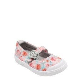 Blowfish Kids Ballet Flat Sweet Grey Havana