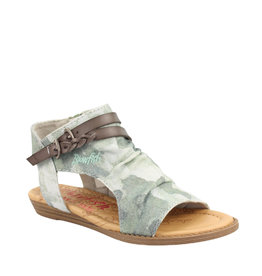 Blowfish Youth Sandal Splat Camo