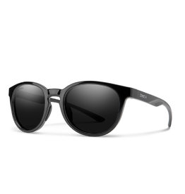 Smith Eastbank Black with Black Lens ChromoPop Polarized