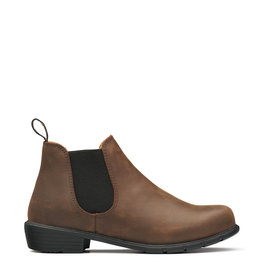 Blundstone Women's 1970 Low Heel Brown