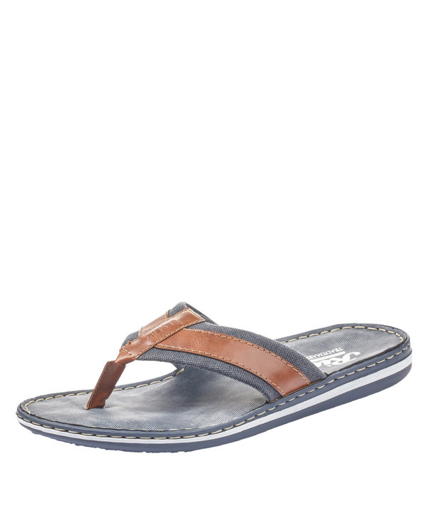 Rieker 21095-24 Flip Flop Blue