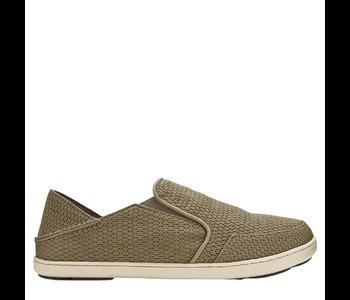OluKai Nohea Moku Mesh Boat Shoe Clay / Banyon
