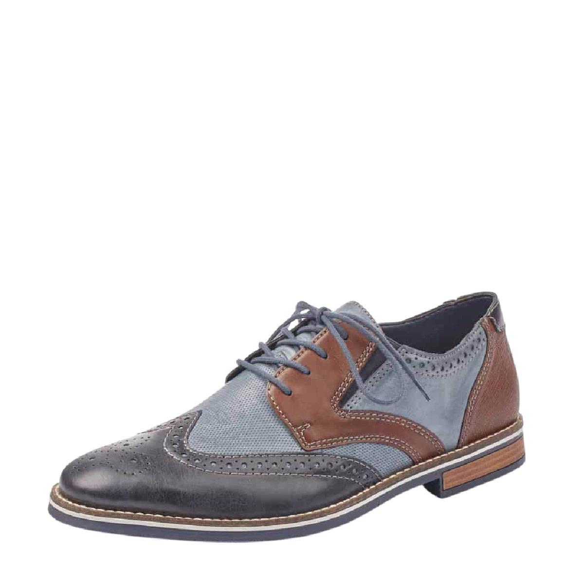 Rieker Rieker 13520-15 Dress Shoe Brown