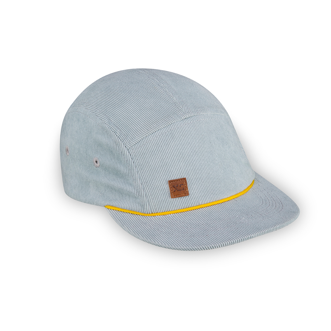 XS Unified XS Unified Kid's 5 Panel Hat Blue Corduroy