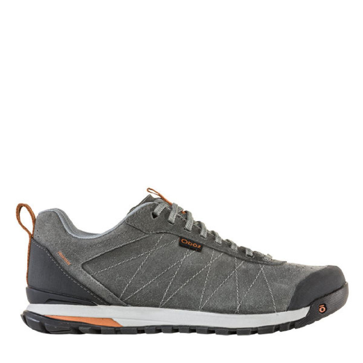 Oboz Oboz Bozeman Low Leather Charcoal