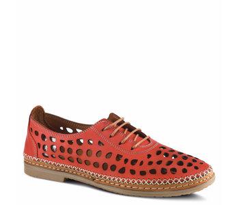 Spring Step Bernetta Shoe Red