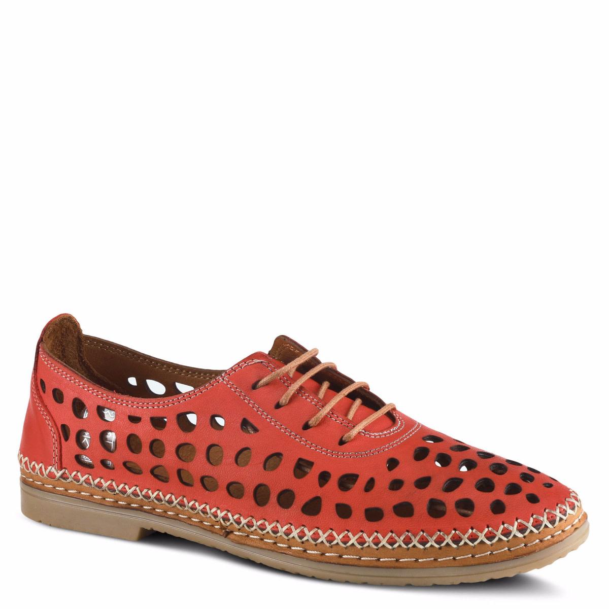 Spring Step Spring Step Bernetta Shoe Red