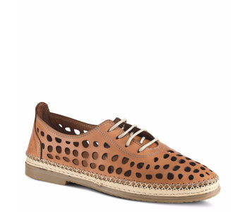 Spring Step Bernetta Shoe Brown