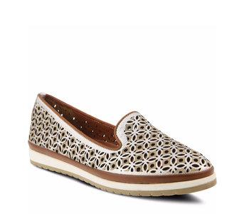 Spring Step Tulisa Shoe Silver