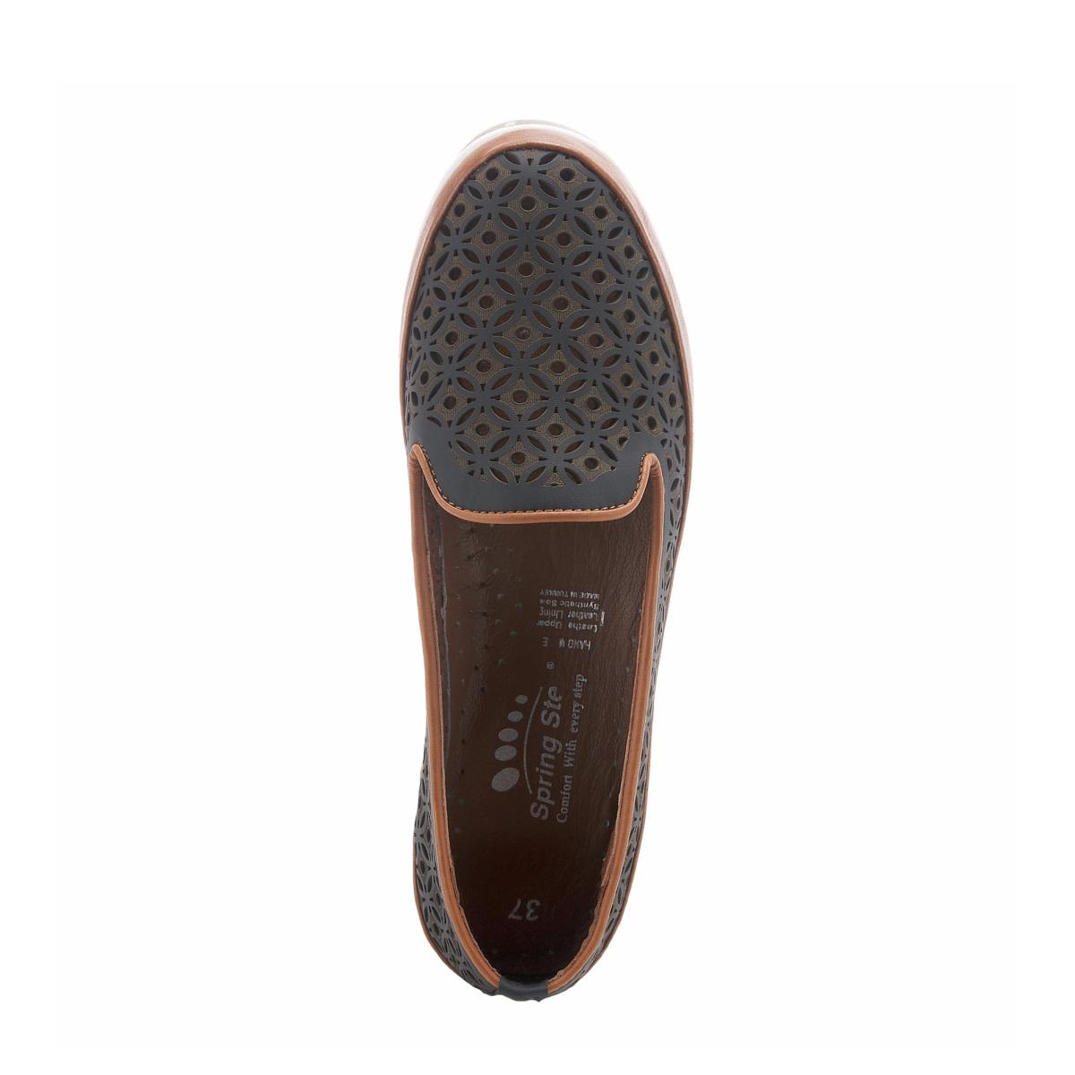 Spring Step Spring Step Tulisa Shoe Black