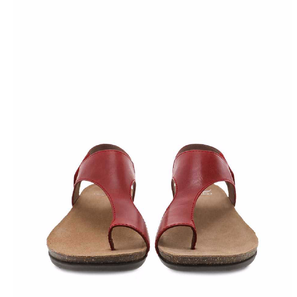 Dansko Dansko Reese Waxy Burnished Red