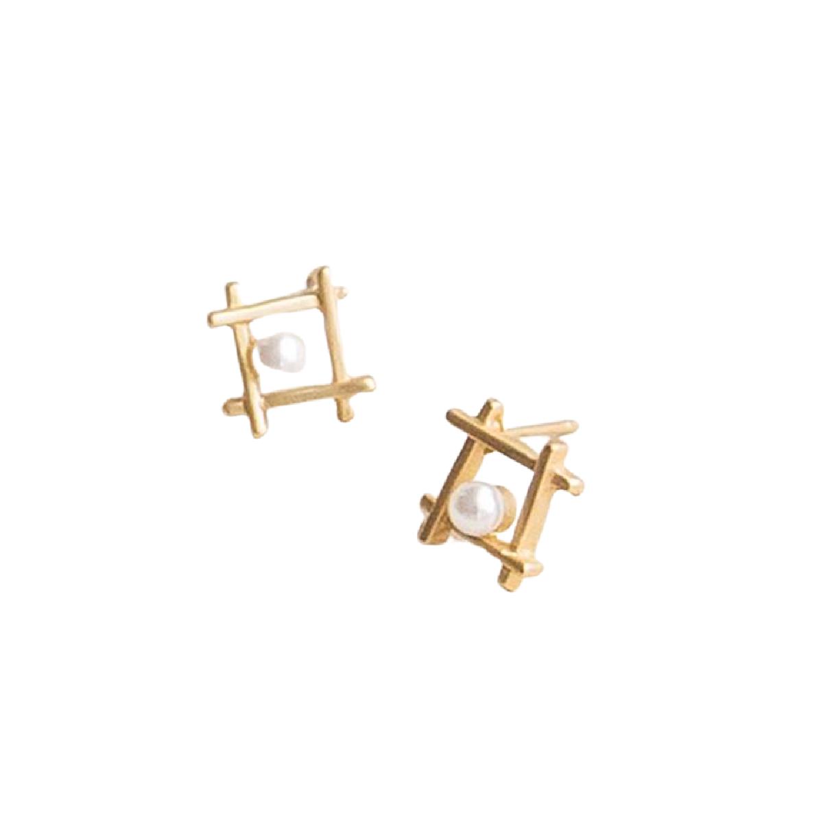 Michelle McDowell Michelle McDowell Iris Earrings