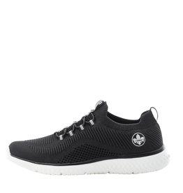 Rieker N9474-00 Sneaker Black
