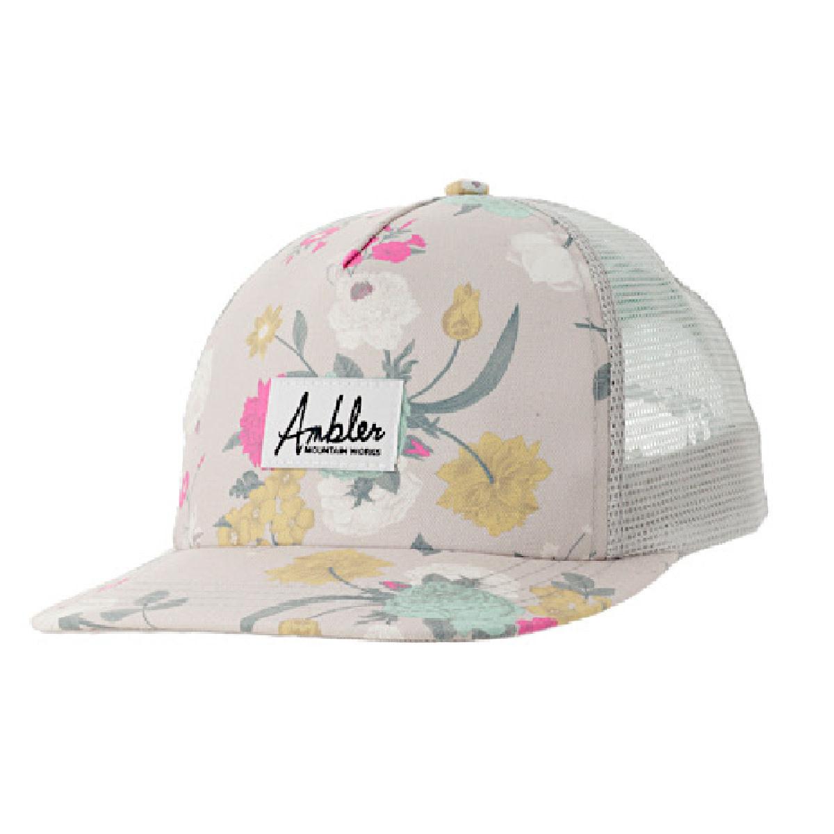 Ambler Fleur Trucker Hat