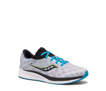 Saucony Youth Guide 14  Runner Grey/Blue