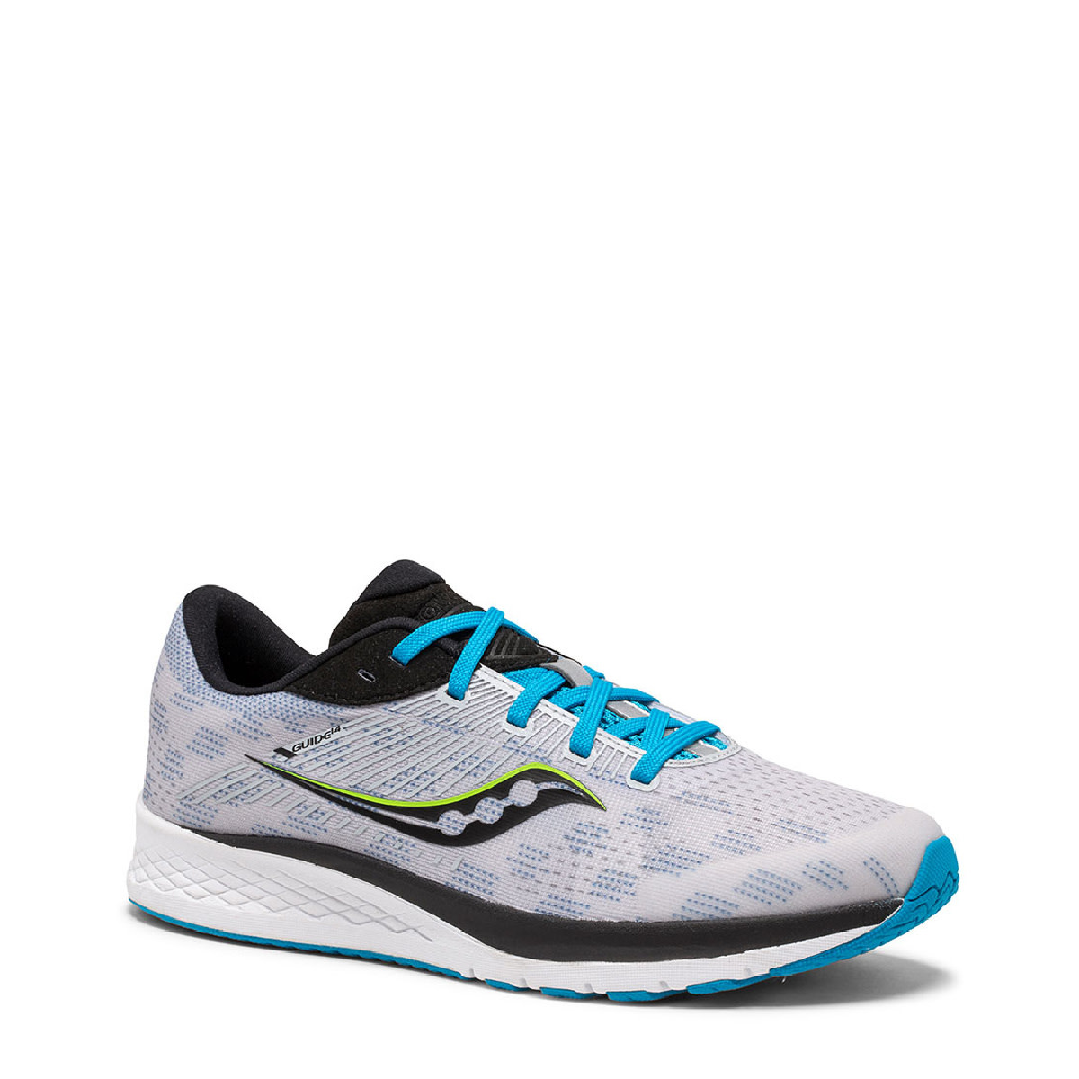 Saucony Saucony Youth Guide 14  Runner Grey/Blue