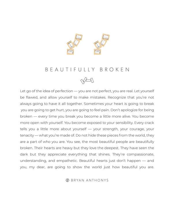 Bryan Anthonys Beautifully Broken Earrings