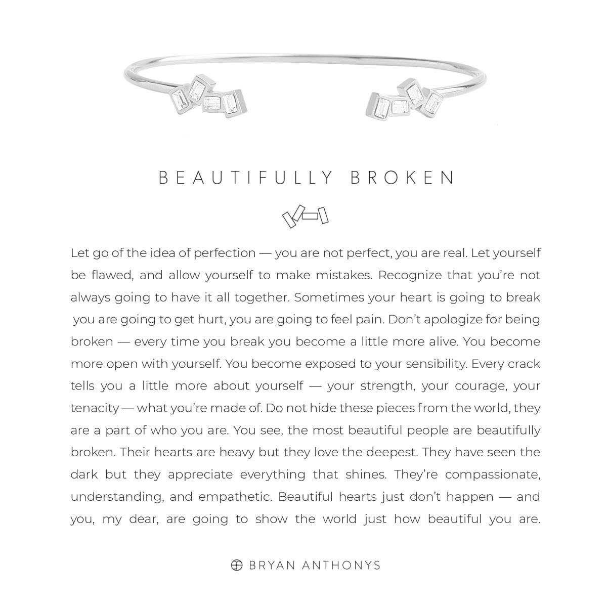 Bryan Anthonys Bryan Anthonys Beautifully Broken Cuff