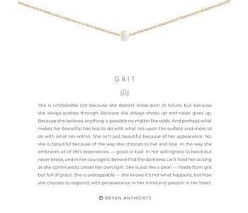 Bryan Anthonys Grit Necklace