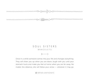 Bryan Anthonys Soul Sisters Arrow Necklace