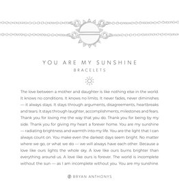 Bryan Anthonys You Are My Sunshine Necklace