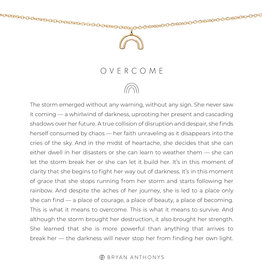 Bryan Anthonys Overcome Necklace