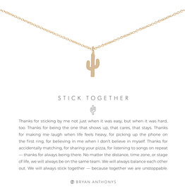 Bryan Anthonys Stick Together Necklace