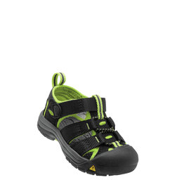 Keen Newport Kids/Youth H2 Black/Lime