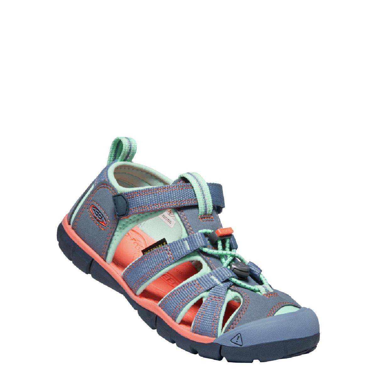 Keen Footwear Keen Seacamp II CNX Kids Flint Stone