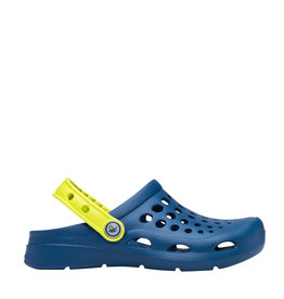 Joybees Kids Active Clog Navy/Citrus