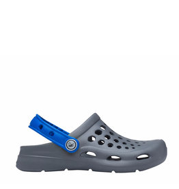 Joybees Kids Active Clog Charcoal Sport Blue
