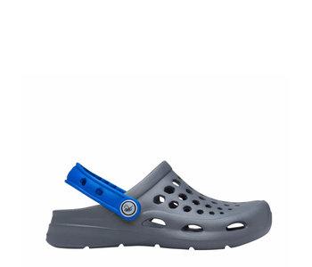 Joybees Kids Active Clog Charcoal Sport Blue