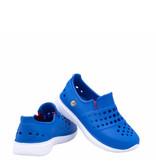 Joybees Joybees Kids Splash Sneaker Sport Blue