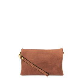 Joy Susan Kate Crossbody Handbag Saddle
