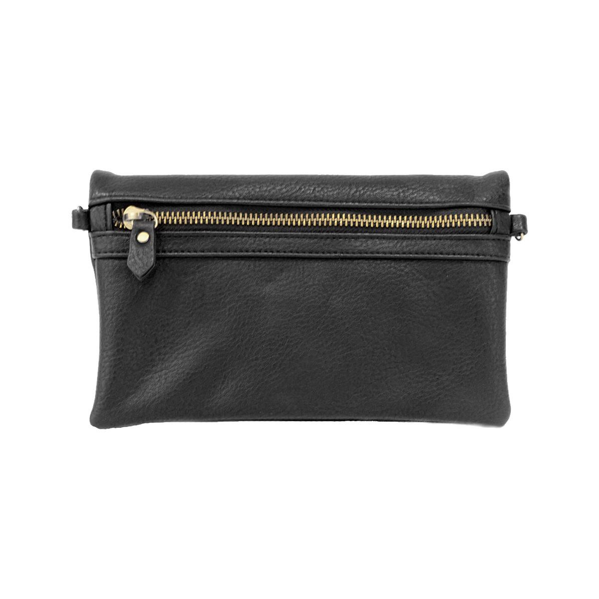 Joy Susan Joy Susan Kate Crossbody Handbag Black