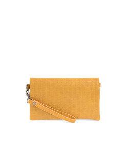 Joy Susan Kate Crossbody Handbag Tawny Brown Woven