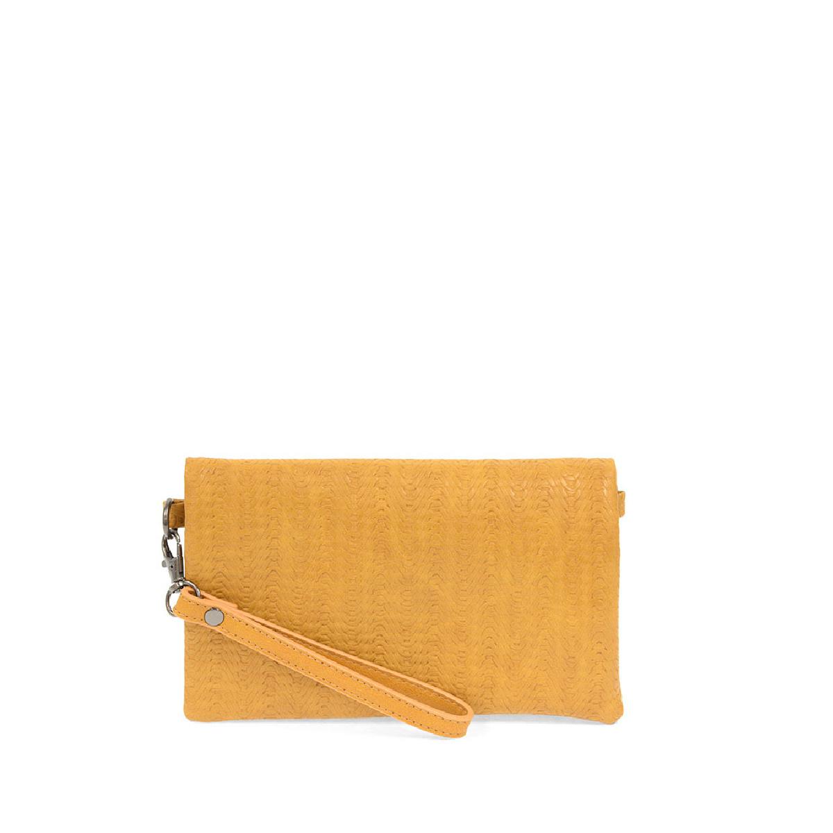 Joy Susan Joy Susan Kate Crossbody Handbag Tawny Brown Woven