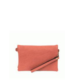 Joy Susan Kate Crossbody Handbag Coral