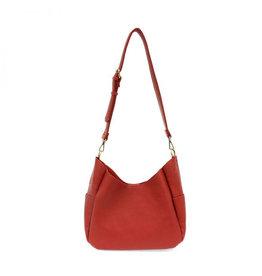 Joy Susan Classic Hadley Handbag Red
