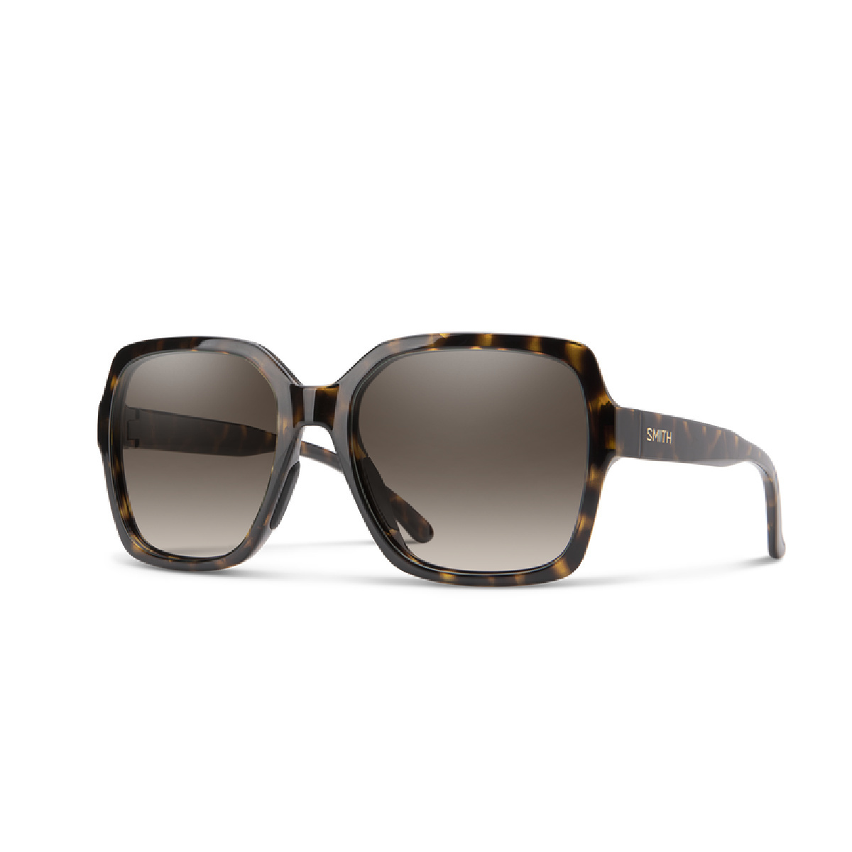 Smith Smith Flare Vintage Tortoise Brown Carbonic Lens