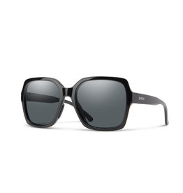 Smith Flare Black Grey Carbonic Lens