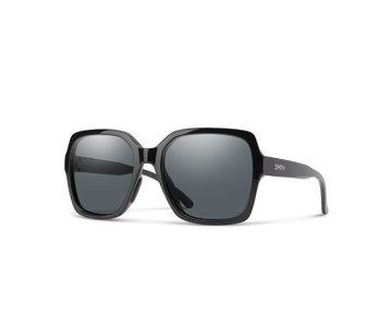 Smith Flare Black Grey Carbonic Lens