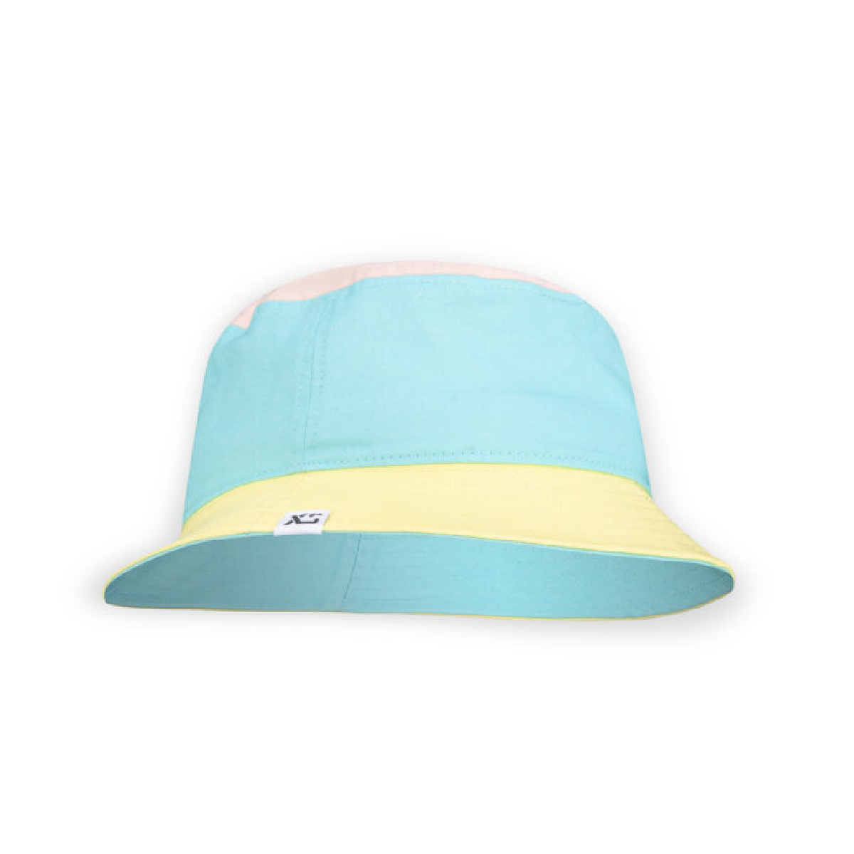 XS Unified XS Unified Kids Bucket Hat Pastel Colourblock