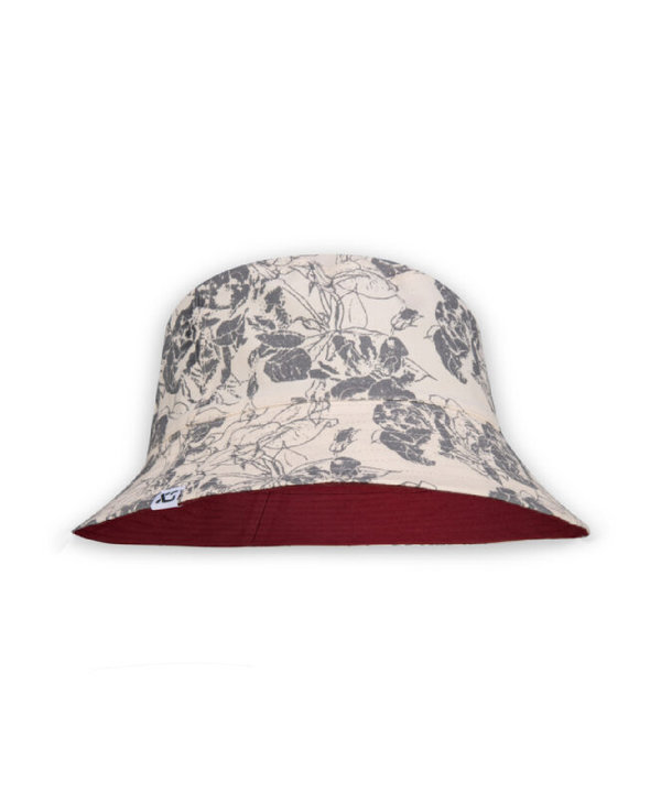 XS Unified Kids Bucket Hat Vintage Floral